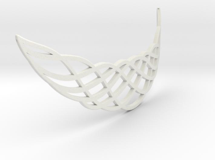 Collier d'eau 3d printed
