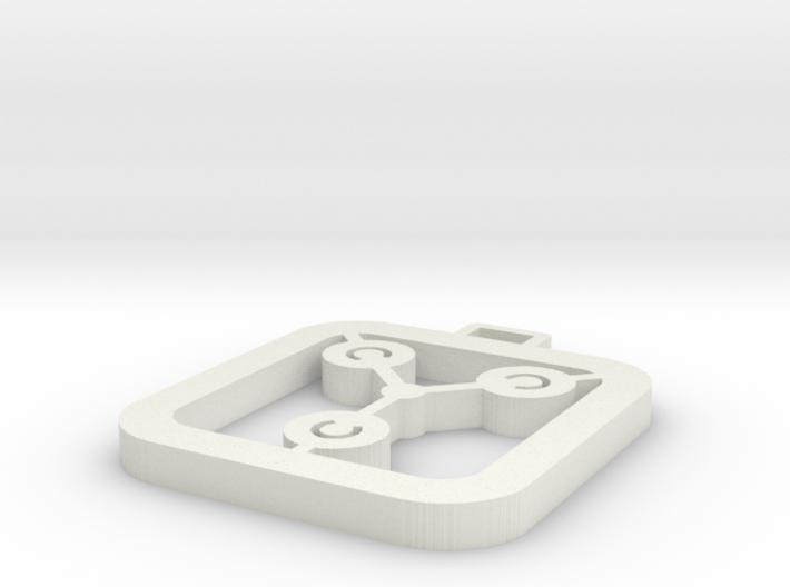 Flux Capacitor V2 3d printed