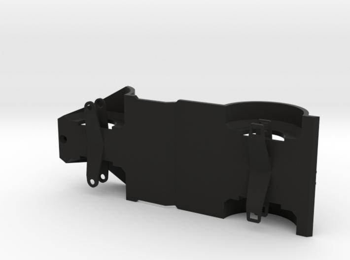 Guy Lizard Model - Frame 3d printed