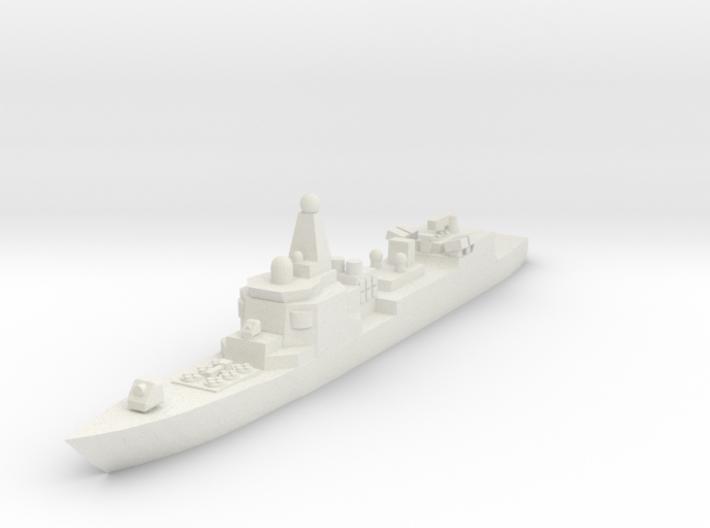 052 PLAN Destroyer 1:2400 x1 3d printed