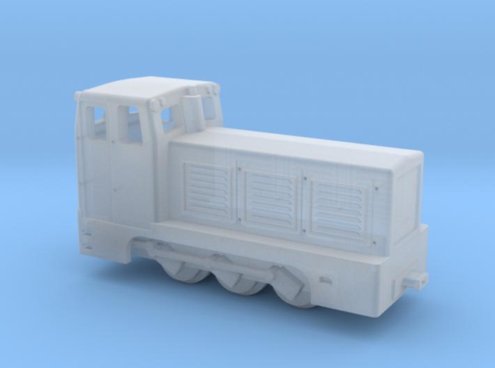 V 10 C (Spur Zf) 3d printed