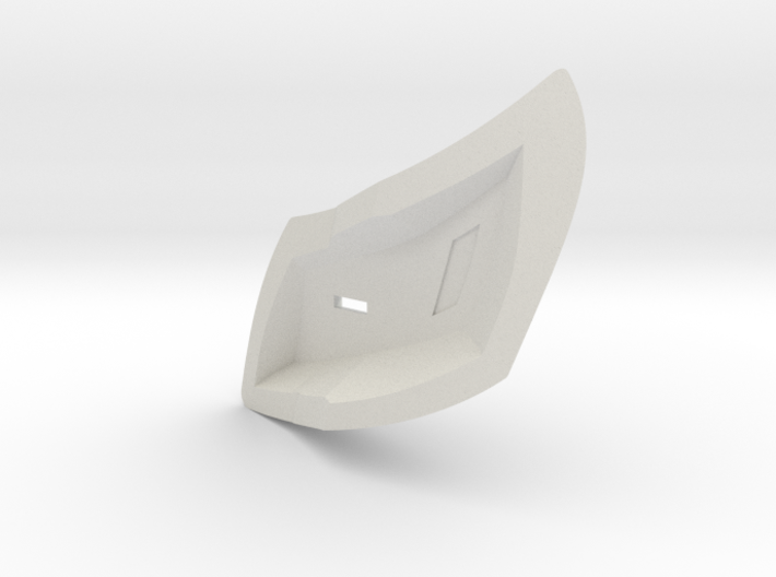lock hollow 3d printed