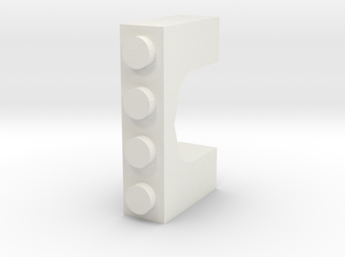 Arabian Window Brick 3d printed