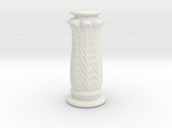 LampPostTest 3d printed