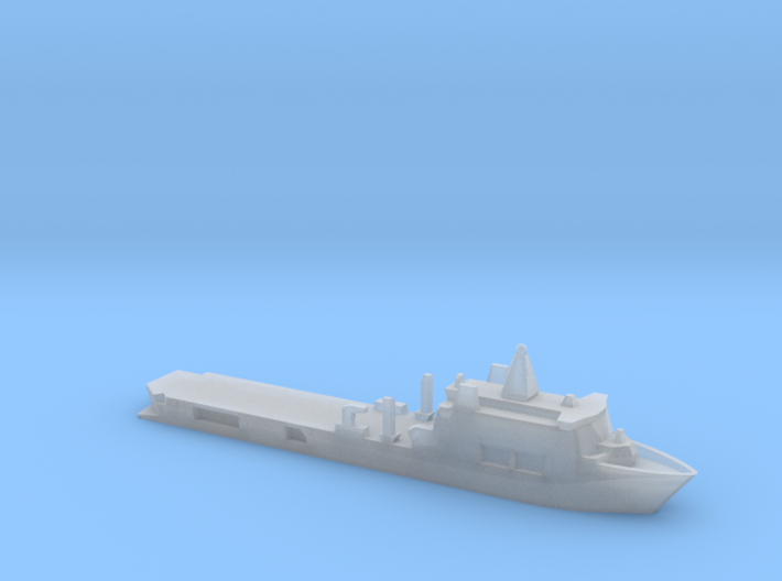 Karel Doorman DSNS Edition 1:2400 3d printed