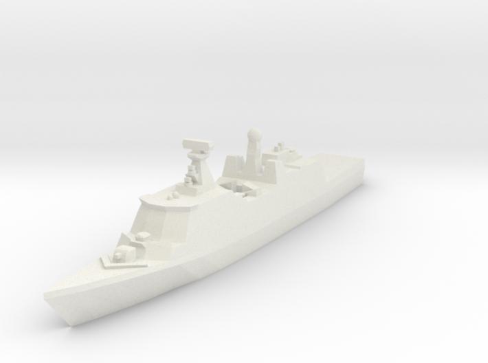 Danish Absalon class 1:2400 x1 3d printed