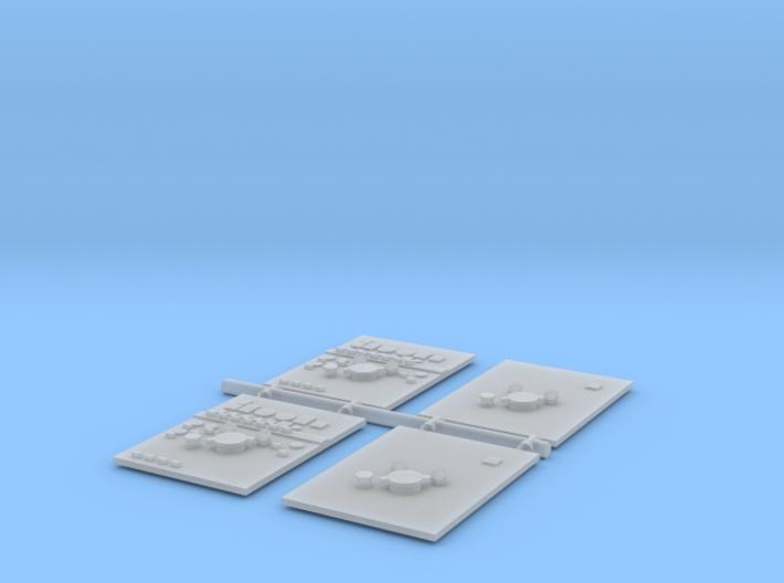 Pump Panels 3d printed