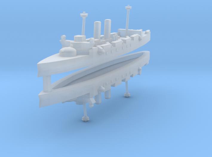 Infanta Maria Teresa class (Vizcaya) 1:2400 x2 3d printed