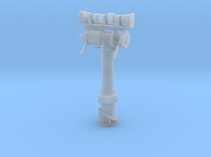 Mars Rover Robot Cam Rod 1:20 3d printed