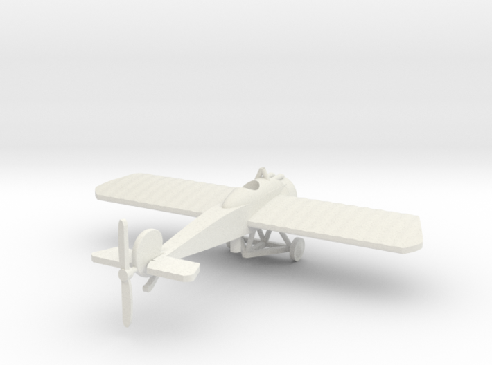 Fokker EIV 1/144th scale 3d printed