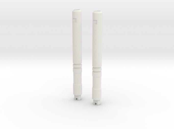 Sunlink - Assailment Barrel Cannons 3d printed