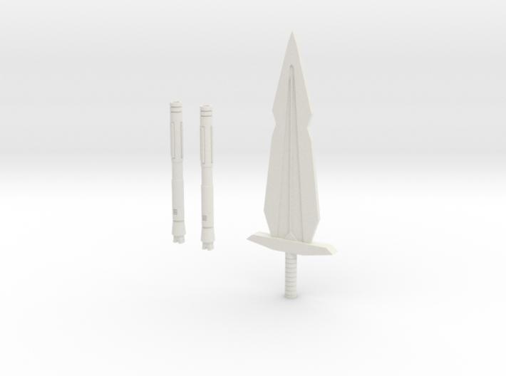 Sunlink - Stronghold Upgrade Kit v3 - TFCon 3d printed