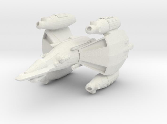 Gunfighter 2 3d printed
