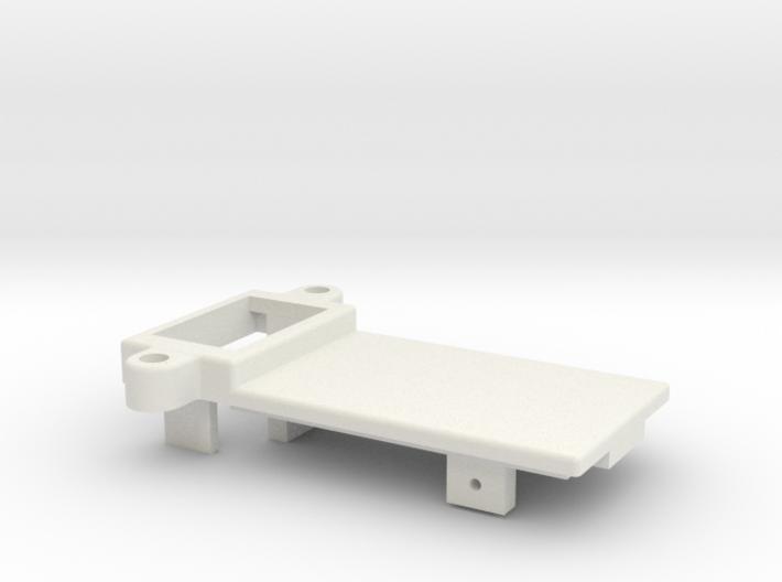 deksel prog kast 3d printed
