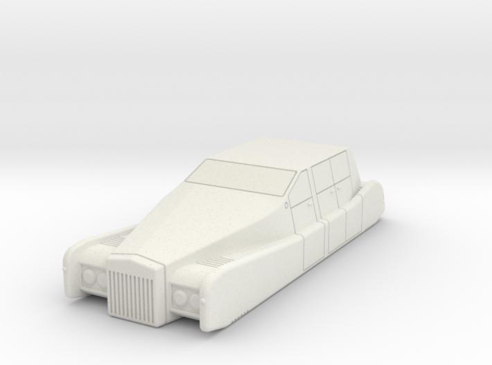 AC10 Spirit Luxury Air Car (28mm) 3d printed