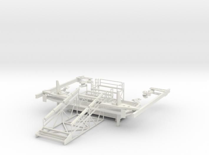 SGC Walkway 3d printed