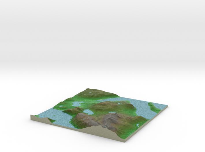 Terrafab generated model Fri Dec 20 2013 14:19:32 3d printed