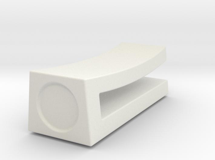 Chopstick Rest Minimalistic 3d printed