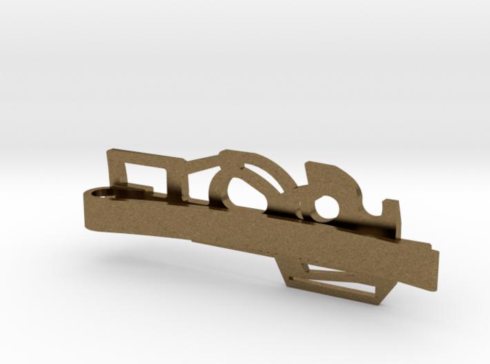 P90 MONEY/TIE CLIP 3d printed