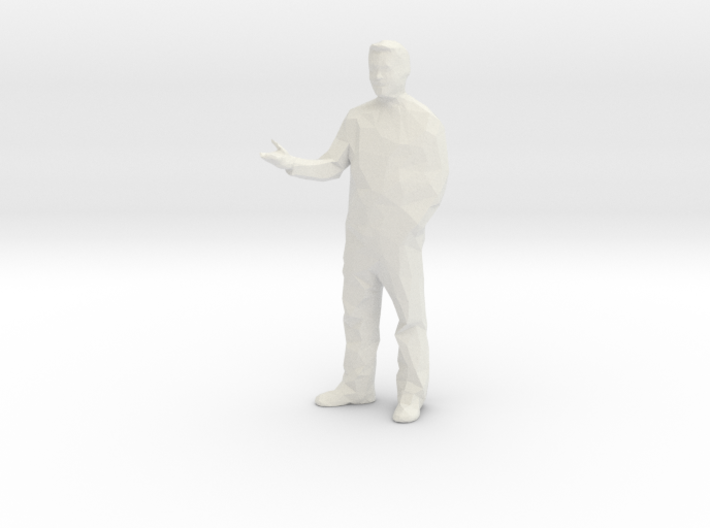 Architectural Man - 1:20 - Presenting 3d printed