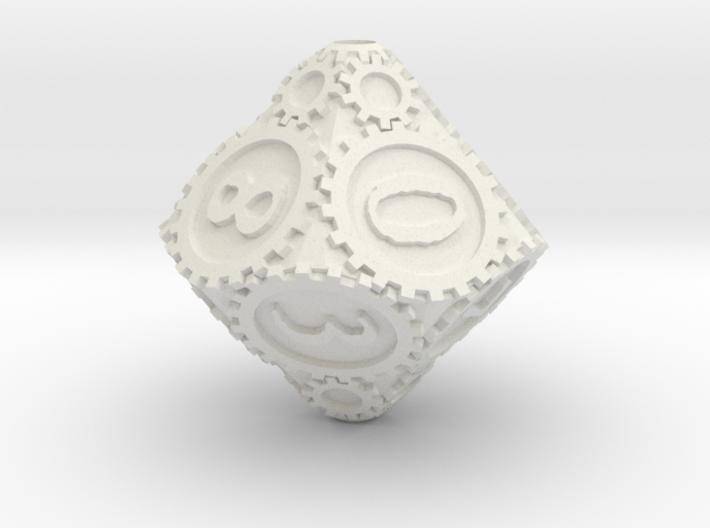 D10DecGearpunk 3d printed