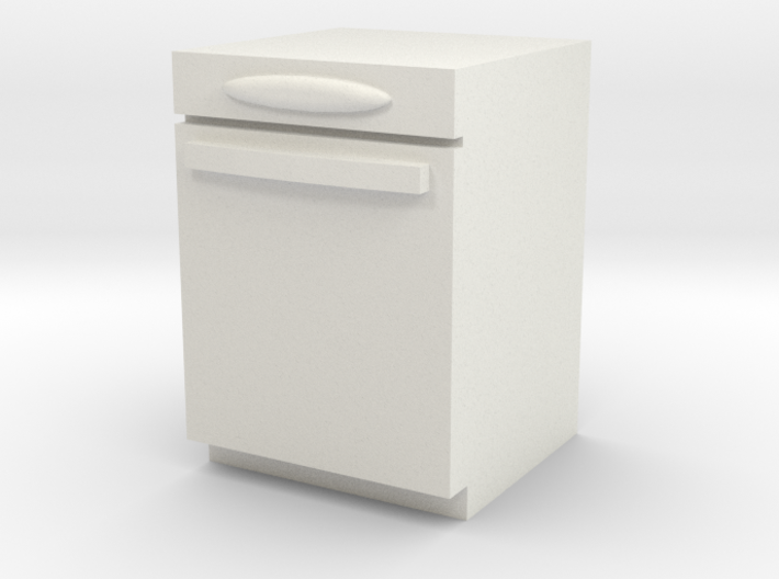 1:24 Dishwasher 3d printed