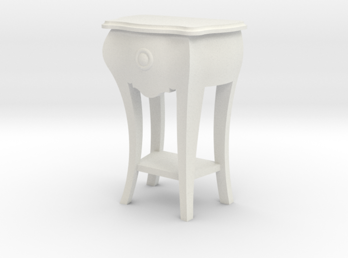 1:24 Bombe Lamp Table 3d printed