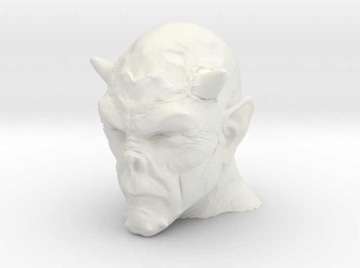 devil Highres 3d printed