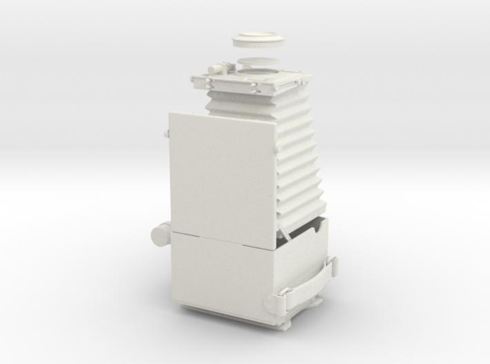 Camera Main Body 3d printed