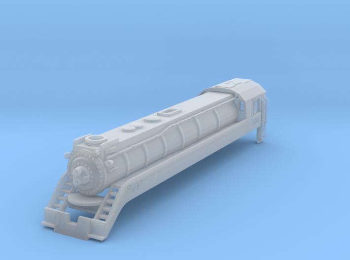 GS-4 Steam Engine 1 3d printed