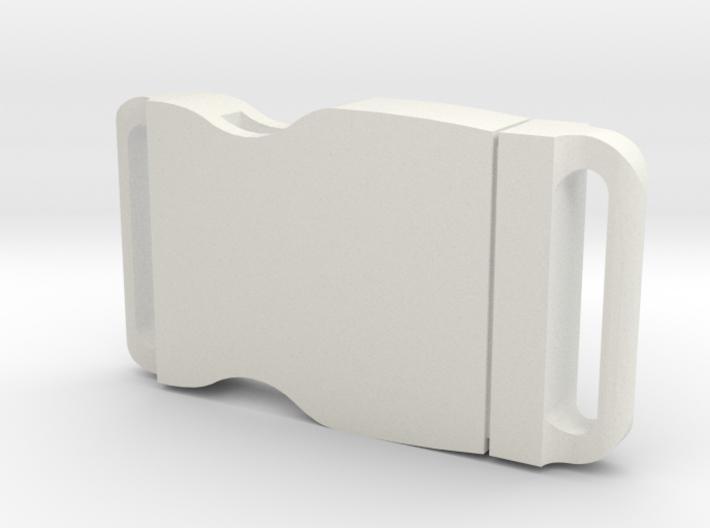 Mace Windu Belt Buckle Body 1.0 3d printed