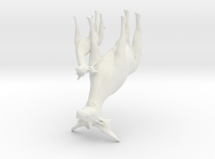 Sivatherium 3d printed