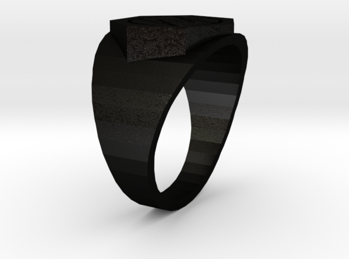 Deathless Ring 18mm 3d printed