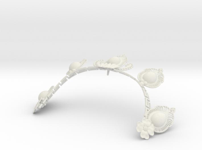 AV tiara 3d printed