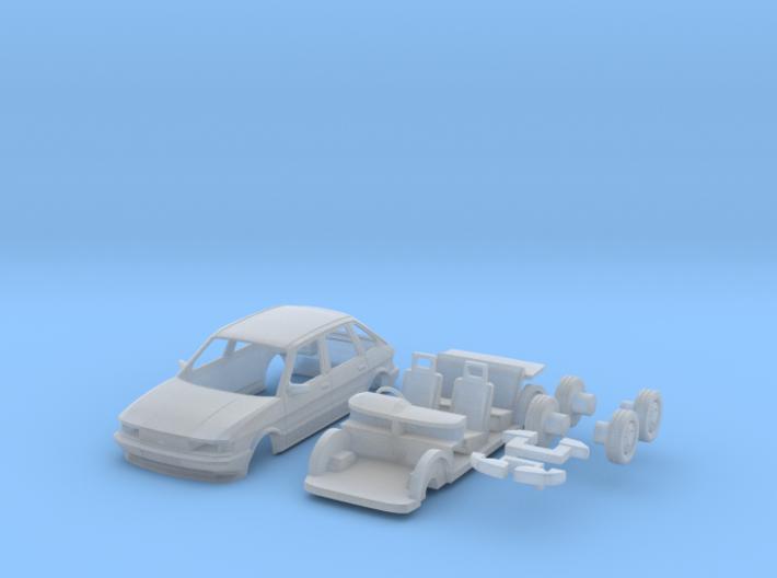 OOAM01 1:76 Austin Maestro FUD 3d printed