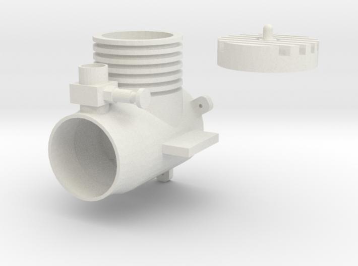 EFlite UMX 180 Dummy Engine 3d printed