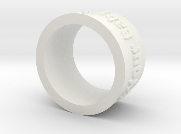 ring -- Fri, 31 Jan 2014 14:39:49 +0100 3d printed