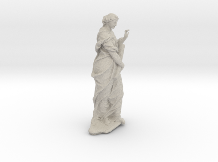 Statue, Allegory Of Harmony And Peace 3d printed