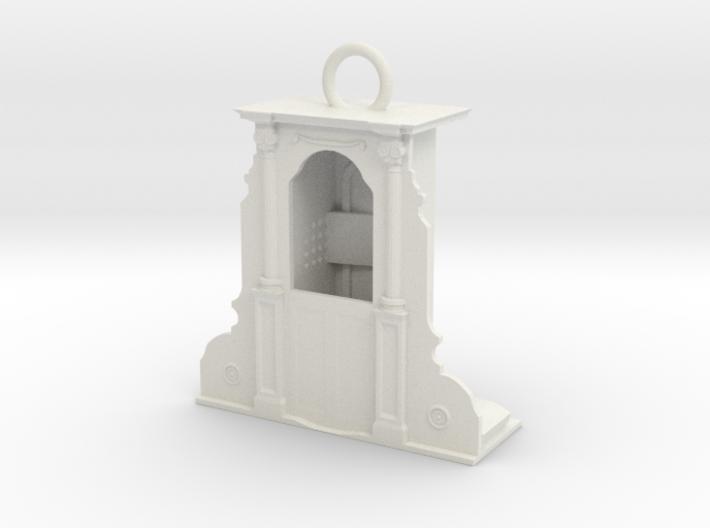 Confesionario 3d printed