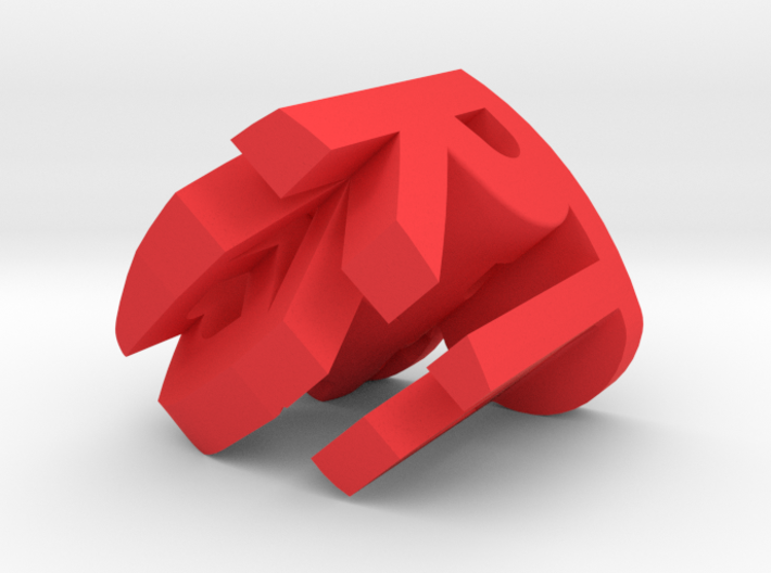 RB RT Heart 3d printed