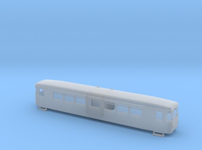 VT 187 011 der HSB Spur TTm(1:120) 3d printed