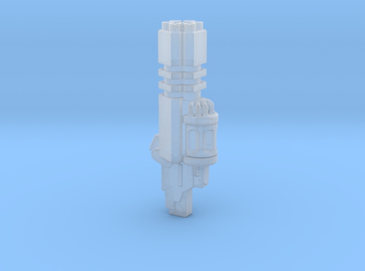 Trident Pattern Hecta-Laser Cannon (x1) 3d printed