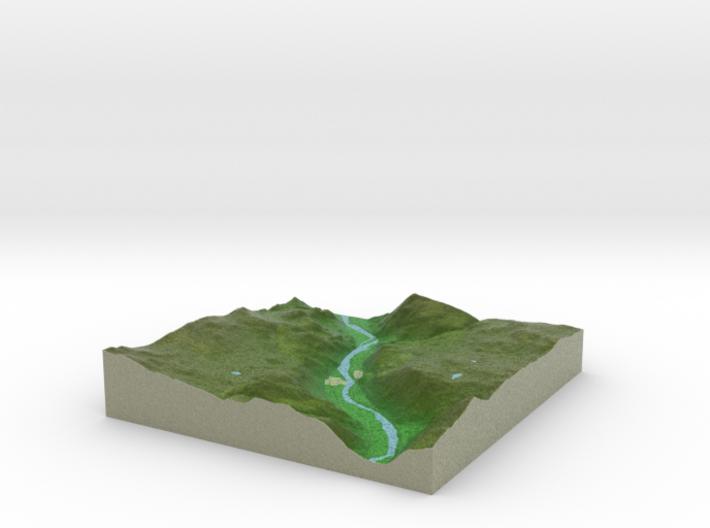 Terrafab generated model Tue Feb 04 2014 21:19:51 3d printed
