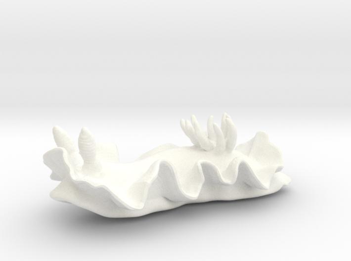 Becia the Nudibranch 3d printed