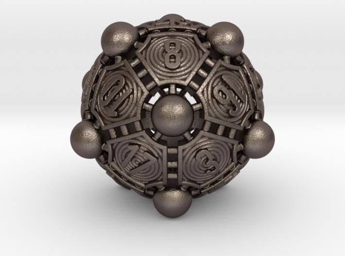Nucleus D20 3d printed