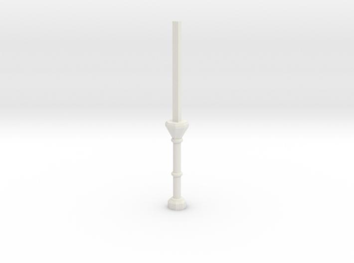 C1 Column Stub 3d printed