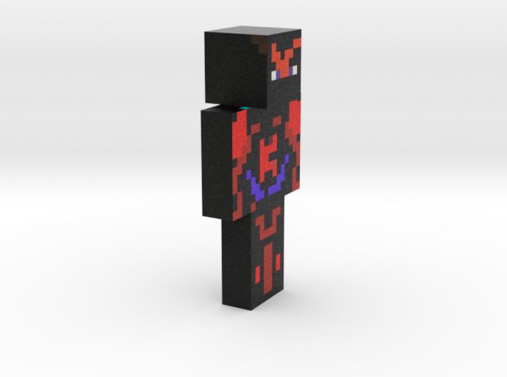 6cm | commander_kota 3d printed