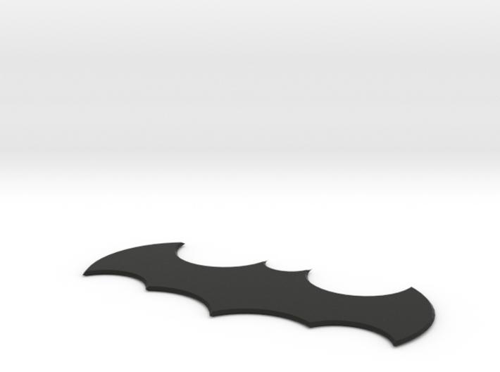 Batarang 3d printed