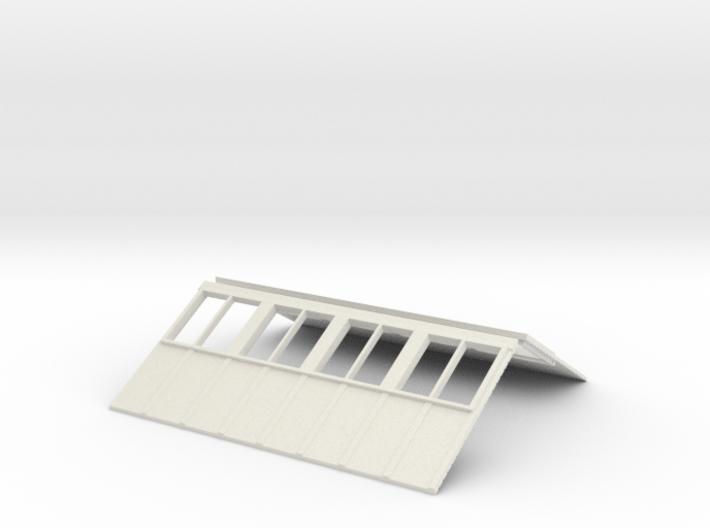 R1 81 Roof V2 3d printed