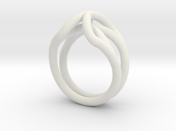 Spider Ring Size 6 3d printed